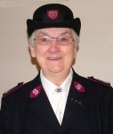 Salvation Army officer