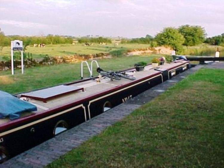 Take a trip along the Oxford Canal from the Adkins Lock which is part of HoltFarm